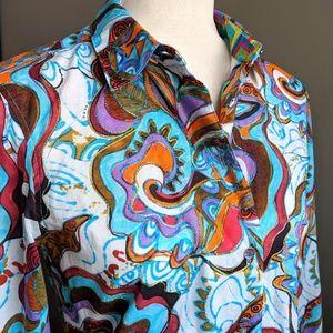 Robert Graham Limited Edition Printed Shirt